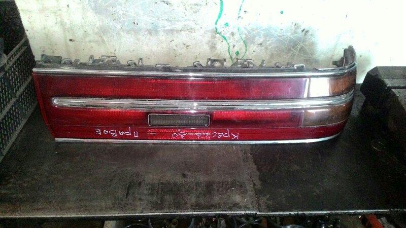 Фонарь Toyota Cresta GX81 1GFE задний правый