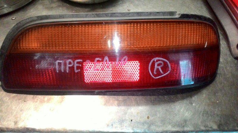 Фонарь Nissan Pressia R10 GA15DE задний правый