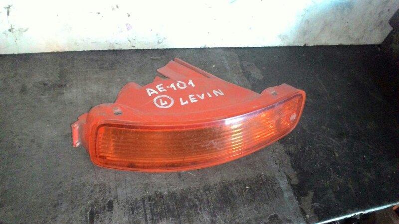 Повторитель в бампер Toyota Corolla Levin AE100 5A-FE передний левый