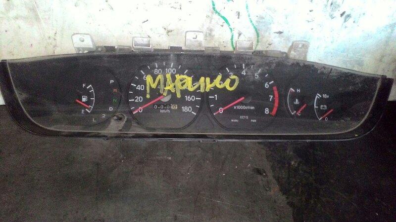 Щиток приборов Toyota Sprinter Marino AE101 4AFE
