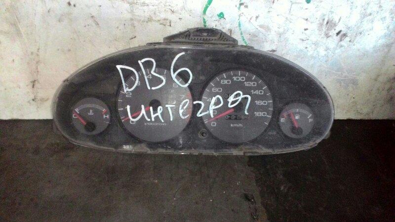 Щиток приборов Honda Integra DB6 D15B