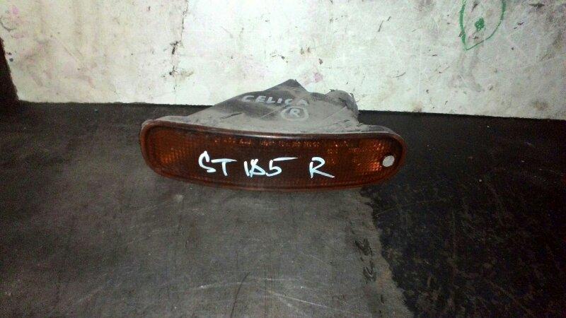 Повторитель в бампер Toyota Celica ST180 3S FE передний правый