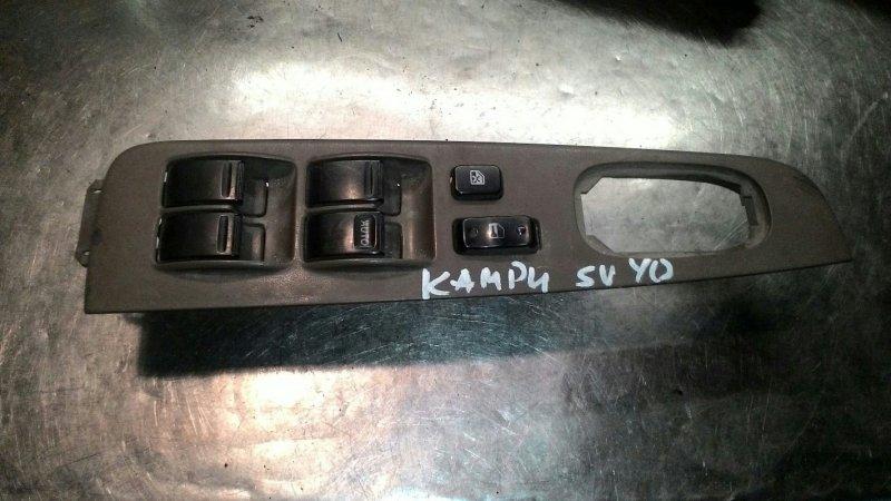 Блок управления стеклоподьемниками Toyota Camry SV40 3S FE