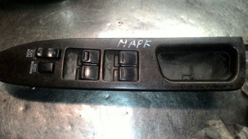 Блок управления стеклоподьемниками Toyota Mark Ii GX90 1G-FE