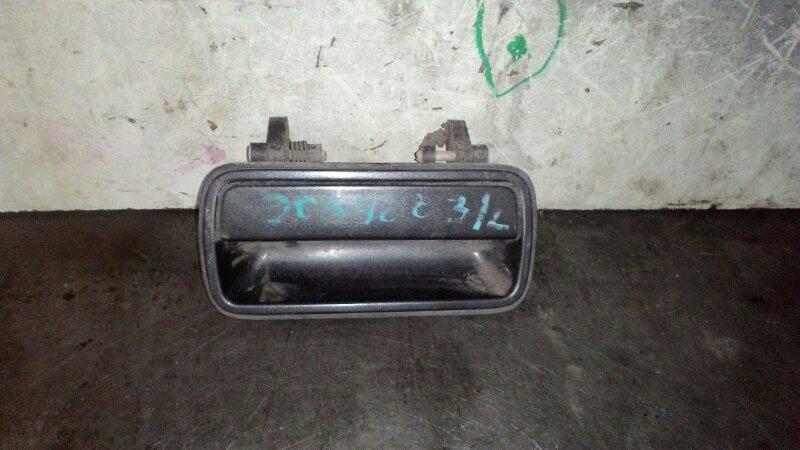 Ручка двери наружняя Suzuki Escudo TD01W G16A задняя левая