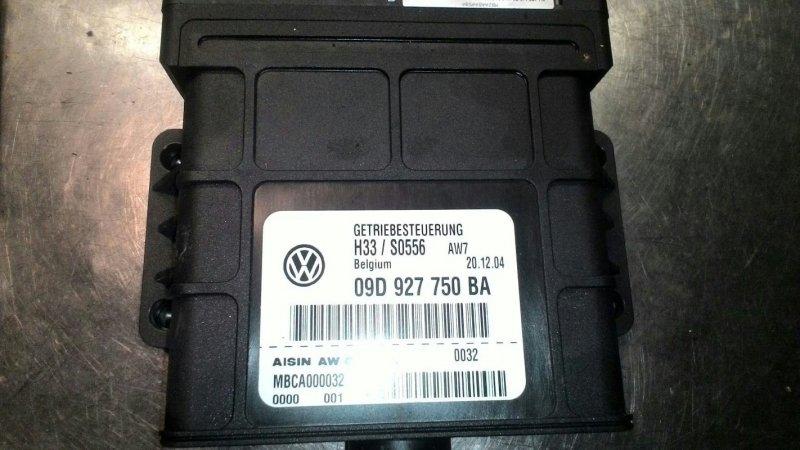 Блок управления акпп Volkswagen Touareg 7L6 BMX 3 2