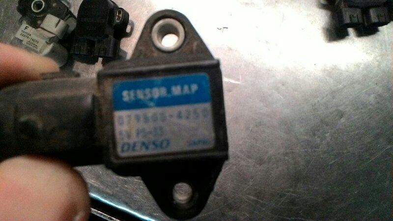 Датчик абсолютного давления Honda Civic EK3 D15B