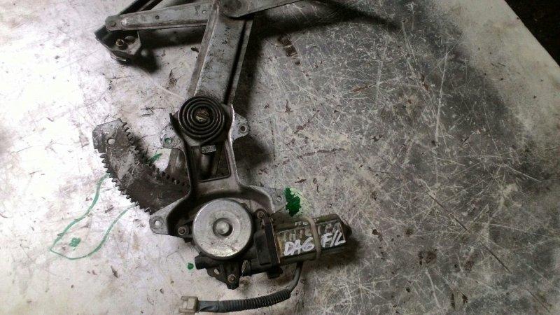 Стеклоподъемный механизм Honda Integra DA6 B16A передний левый