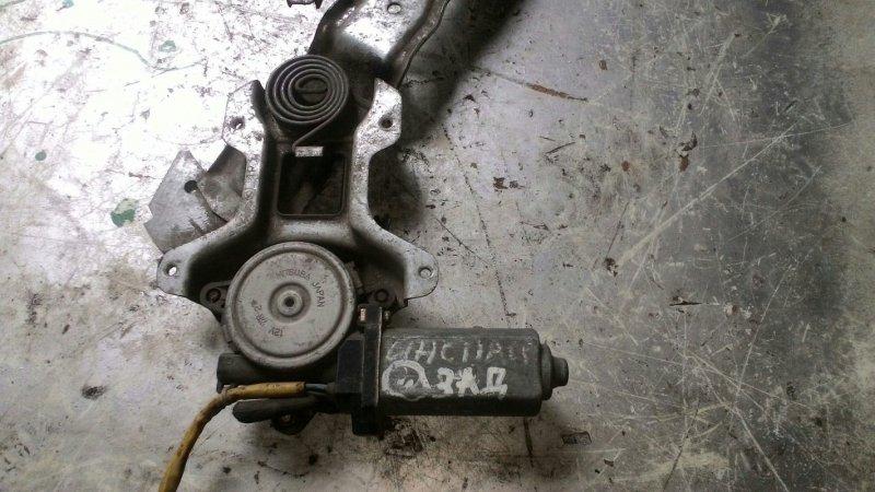 Стеклоподъемный механизм Honda Inspire UA2 G20A задний левый