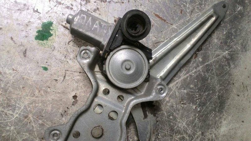 Стеклоподъемный механизм Toyota Platz NCP12 1NZ-FE задний правый