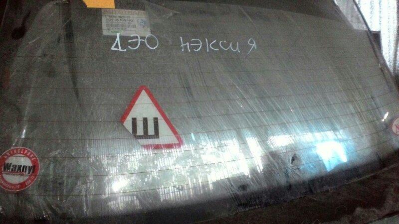 Стекло заднее Daewoo Nexia KLETN G15MF