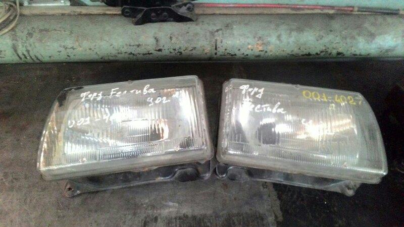 Фара Ford Festiva передняя