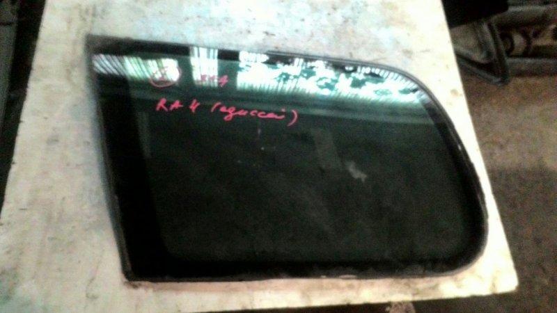Стекло собачника Honda Odyssey RA4 F23A заднее левое
