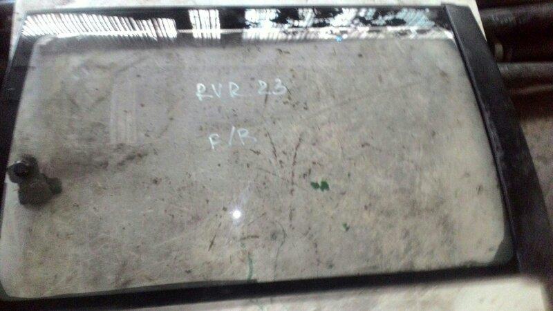 Стекло собачника Mitsubishi Rvr N23W 4G63 заднее правое