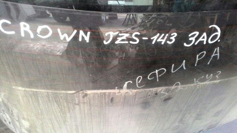 Стекло заднее Toyota Crown JZS141 1JZ