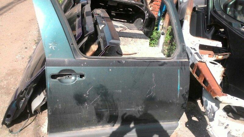 Дверь боковая Toyota Estima Lucida CXR21 3CTE левая