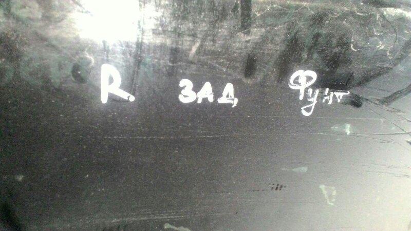 Стекло двери Toyota Funcargo NCP20 2NZFE заднее правое