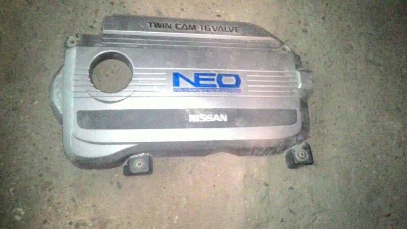 Крышка двигателя Nissan Sunny FNB15 QG15DE