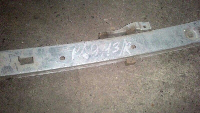 Стеклоподъемный механизм Toyota Raum EXZ10 5EFE задний правый