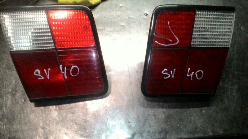 Вставка в крышку багажника Toyota Camry SV40 3S FE задняя