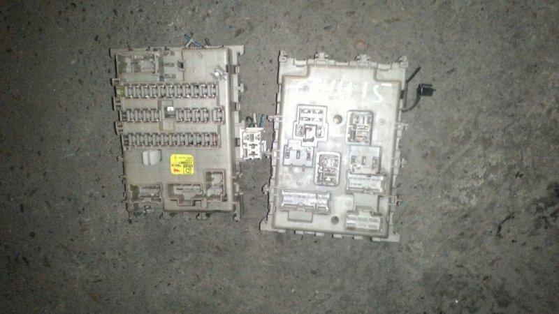 Блок предохранителей Nissan Sunny FNB15 QG15DE