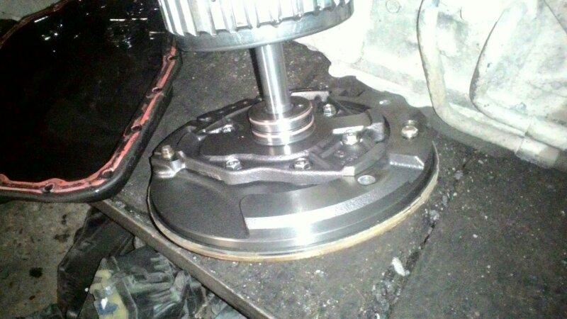 Насос автоматической трансмиссии Mazda Premacy CP8W FP-DE
