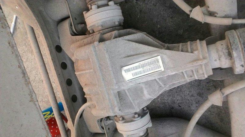 Редуктор задний Volkswagen Touareg 7L6 BMX 3 2