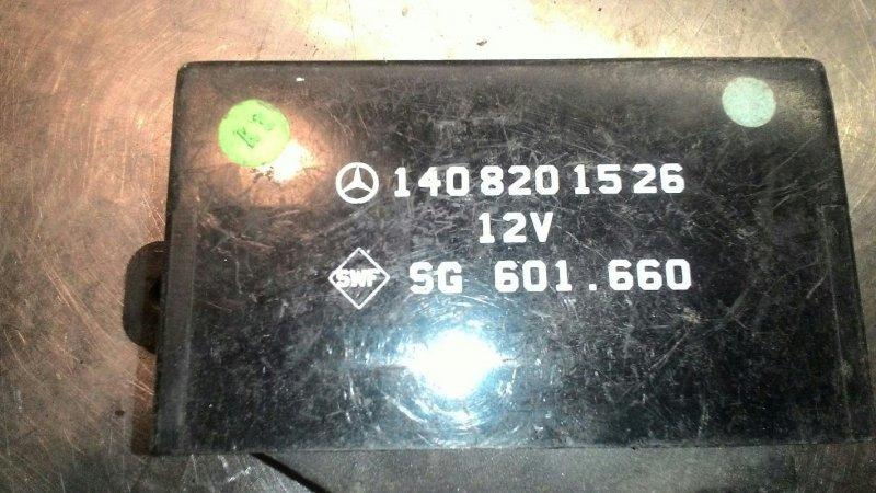 Блок управления сидением Mercedes-Benz