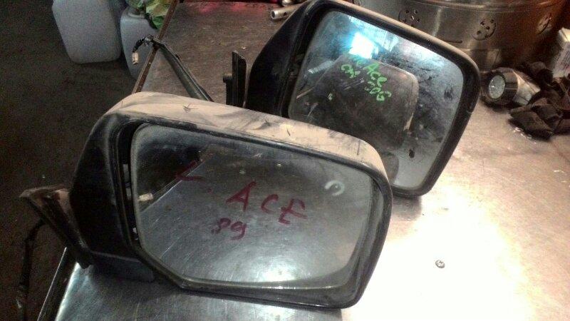 Зеркало Toyota Town Ace переднее правое