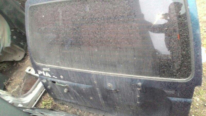 Дверь багажника Mitsubishi Pajero V43W 6G72