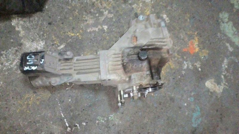 Раздатка Toyota Estima ACR 40 2AZ-FE