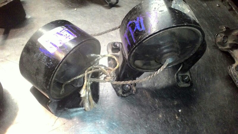 Подушка двигателя Hyundai Matrix FC G4CB