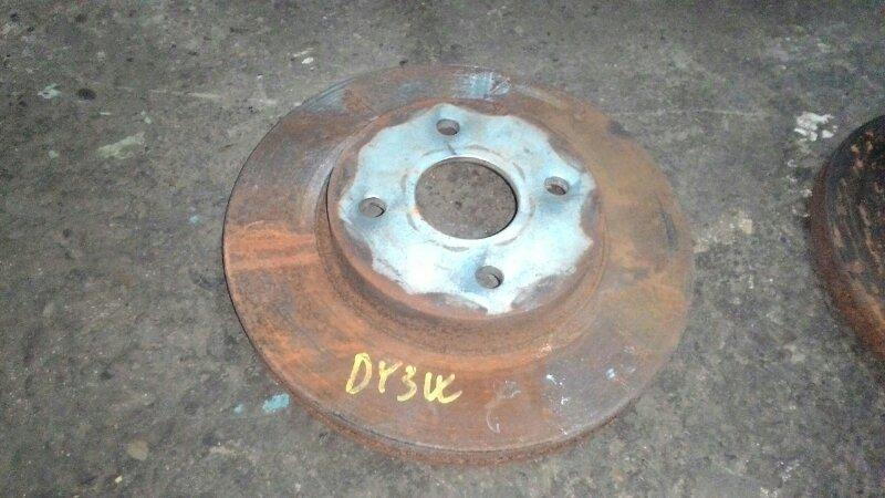 Тормозной диск Mazda Demio DY3W ZJ