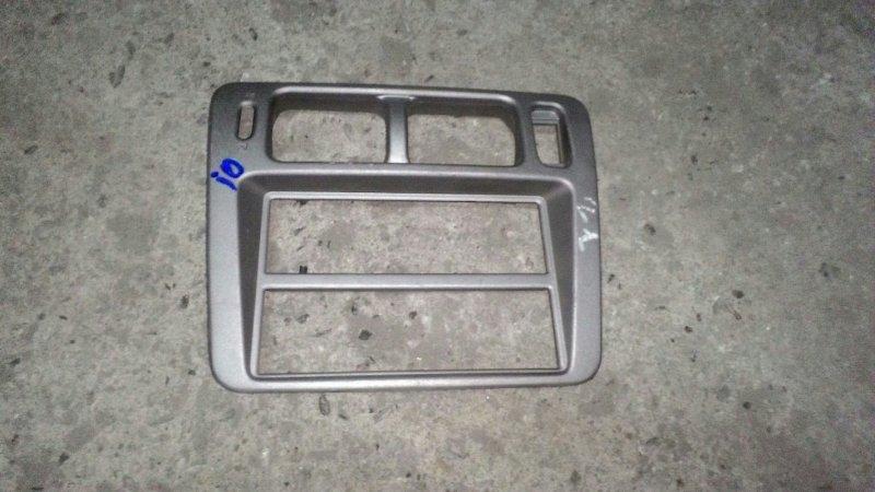Консоль панели приборов Mitsubishi Pajero Io H77W 4G93 GDI