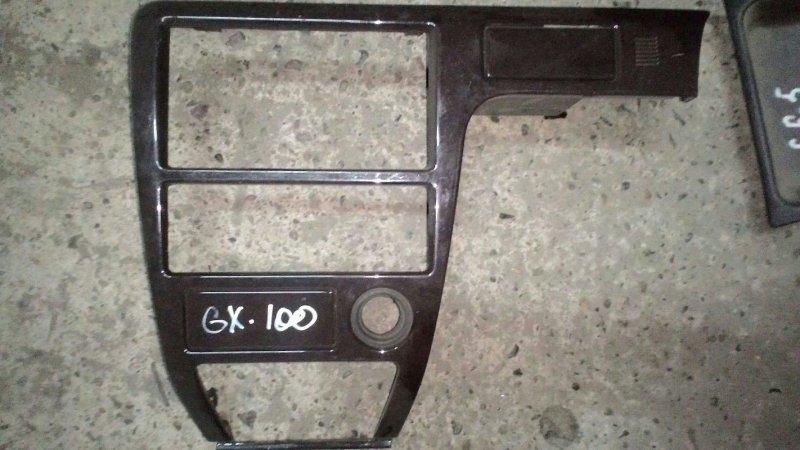 Консоль панели приборов Toyota Mark Ii GX 100 1GFE