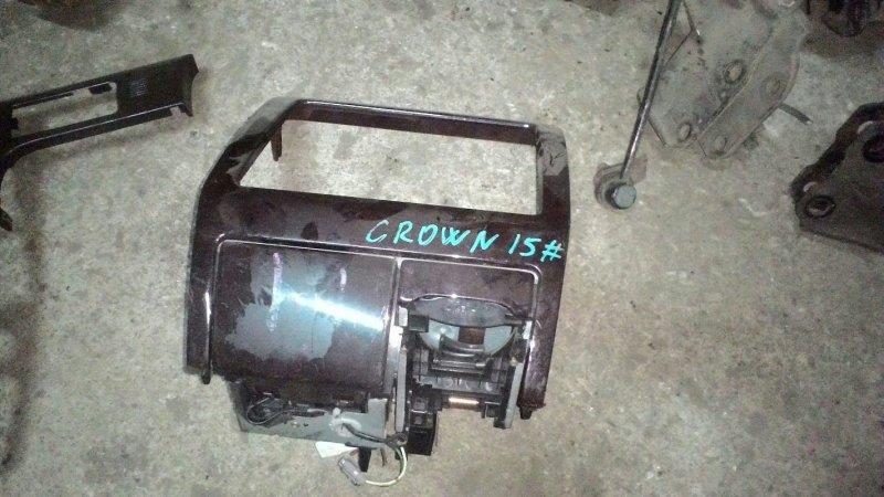Консоль панели приборов Toyota Crown JZS151 2JZGE