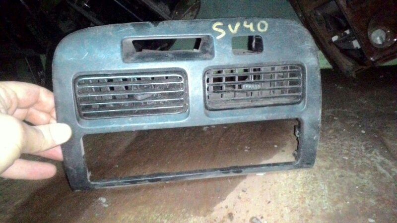Консоль панели приборов Toyota Camry SV40 3S FE