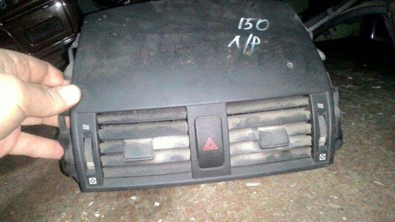 Консоль панели приборов Toyota Corolla ZRE 151 1ZRFE