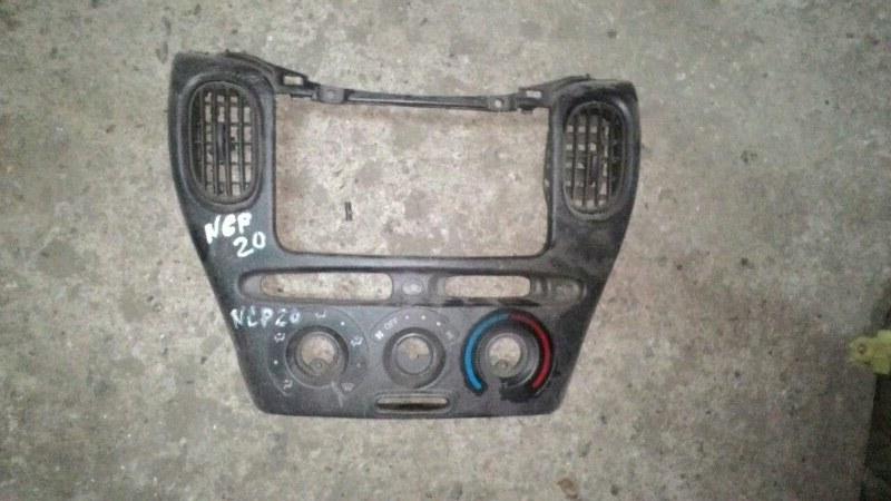 Консоль панели приборов Toyota Funcargo NCP20