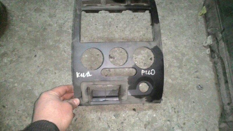 Консоль панели приборов Kia Rio 1 DC А5D 2004