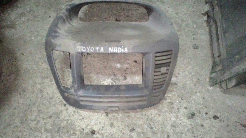 Консоль панели приборов Toyota Nadia SXM10 3SFSE