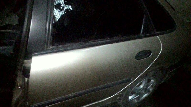 Дверь боковая Renault Laguna 1 VF1 F4P 2000 задняя левая