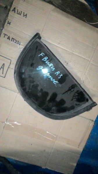 Форточка двери Toyota Vitz SCP10 1SZFE задняя правая