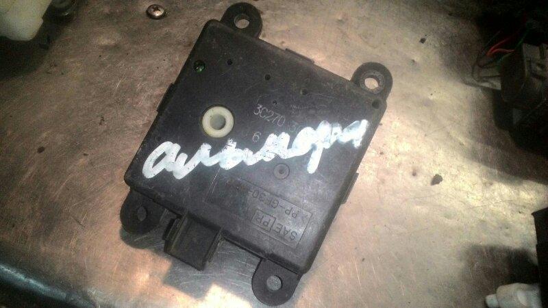 Сервопривод заслонок печки Nissan Almera Classic B10 QG16DE