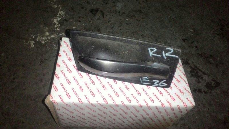 Ручка двери внутренняя Bmw 5 Series E60 N52B30 задняя правая
