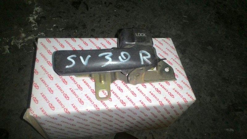 Ручка двери внутренняя Toyota Camry SV30 3S FE правая