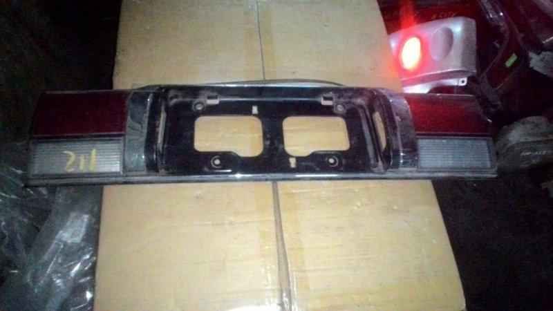 Вставка в крышку багажника Toyota Corolla АЕ90 5A-FE