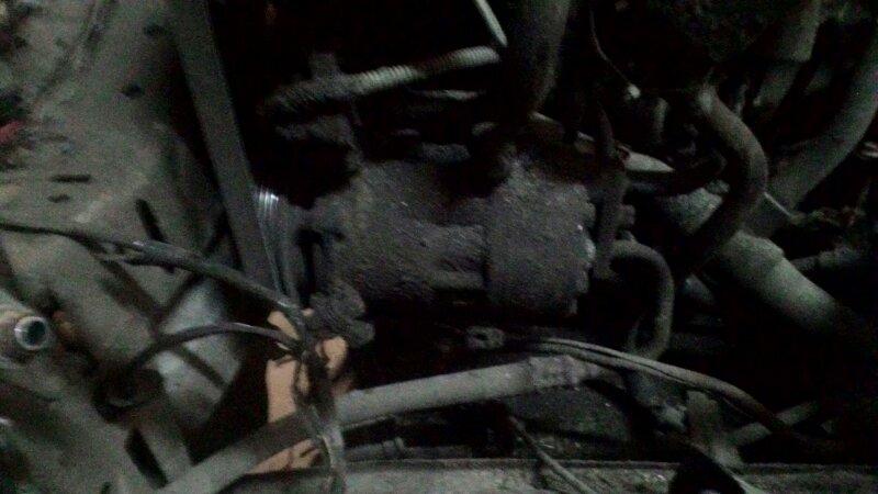 Компрессор кондиционера Renault Laguna 1 VF1 F4P 2000