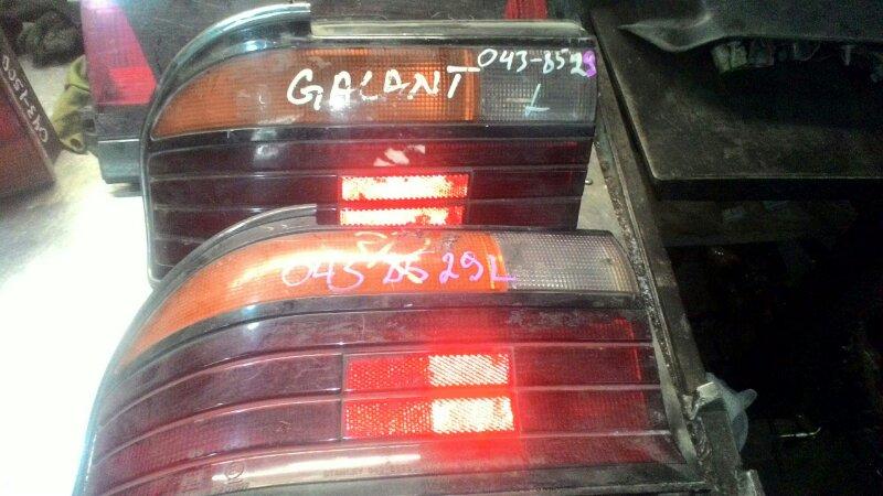 Фонарь Mitsubishi Galant E33A 4G63 задний левый