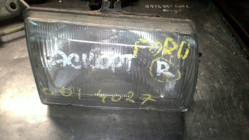 Фара Ford Escort передняя правая